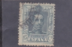 Stamps : Europe : Spain :   ALFONSO XIII  (35)