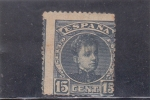 Stamps Spain -  Alfonso XIII- Tipo cadete (35)