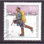 Stamps Germany -  día del sello