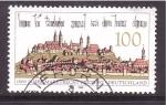 Sellos de Europa - Alemania -  milenario mercado freising