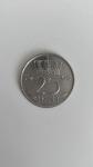 monedas del Mundo : Europa : Holanda :  Reina Juliana