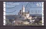 Stamps Germany -  Castillo