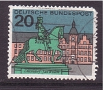 Stamps of the world : Germany :  jan wellem