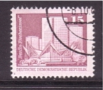 Stamps of the world : Germany :  serie- edificios