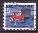 Stamps Germany -  Nuevas reglas de circulación