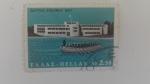 Stamps Greece -  Club Nautico
