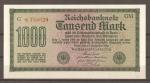 monedas del Mundo : Europa : Alemania :  Período Inflacionista.