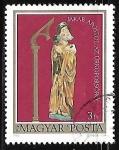 Sellos de Europa - Hungría -  Apóstol James