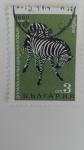 Sellos de Europa - Rusia -  Zebra
