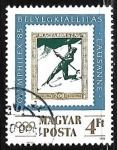 Stamps Hungary -   Deportes de Invierno | Esquí |