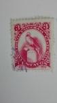 Stamps Guatemala -  Pajaro/Escudo
