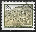Sellos de Europa - Austria -  Monasterio Benedictino