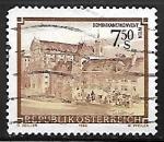 Stamps Austria -  Monasterio Dominicano