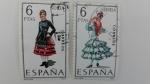 Sellos de Europa - España -  Traje Regional