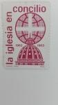 Stamps Spain -  Concilio