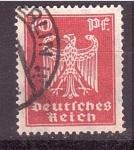 Sellos de Europa - Alemania -  Aguila