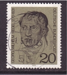 Stamps Germany -  300 aniv.