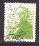Stamps Germany -  Centenario