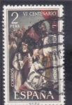 Stamps : Europe : Spain :  VI CENTENARIO ORDEN S. JERONIMO (35)