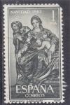 Stamps Spain -  NAVIDAD-63 (35)