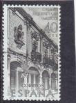 Stamps Spain -  CASA EN QUERETARO (Mejico)(35)