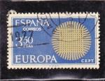 Sellos de Europa - España -  EUROPA CEPT (35)