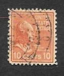 Sellos de America - Estados Unidos -  815 - John Tyler