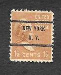 Sellos de America - Estados Unidos -  805 - Martha Washington