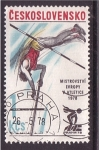 Sellos de Europa - Checoslovaquia -  PRAGA'78