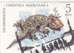 Stamps Spain -  SALAMANQUESA (35)