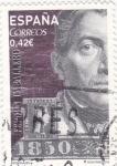 Sellos del Mundo : Europa : España :   FERNAN CABALLERO (35)