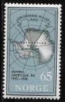 Stamps : Europe : Norway :  Noruega-cambio