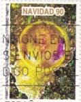 Sellos de Europa - España -  NAVIDAD-90 Poema cósmico (35)