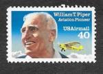Sellos del Mundo : America : Estados_Unidos : William Thomas Piper Sr.
