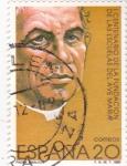 Stamps Spain -  PADRE MANJÓN   (35)