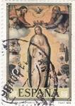 Stamps : Europe : Spain :  INMACULADA CONCEPCIÓN (35)