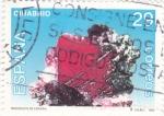 Stamps : Europe : Spain :  MINERALES DE ESPAÑA- (35)