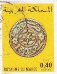 Stamps : Africa : Morocco :  MONEDA