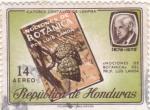 Sellos del Mundo : America : Honduras :  NOCIONES DE BOTANICA PRF. LUIS LANDA
