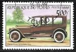 Sellos de Africa - Chad -  1919 Pierce-Arrow