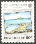 Sellos del Mundo : Africa : Seychelles : Puerto de Victoria