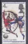 Sellos de Europa - Reino Unido -  FUTBOL