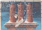 Stamps United Kingdom -  MOTIVOS NAVIDEÑOS
