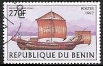 Stamps Benin -  Roman