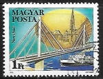 Sellos del Mundo : Europa : Hungría : Novi Sad, Yugoslavia
