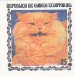 Sellos de Africa - Guinea Ecuatorial -  GATO