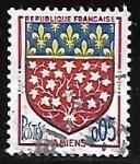 Sellos del Mundo : Europa : Francia : Escudo de armas - Amiens