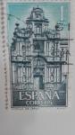 Stamps Spain -  Monasterio
