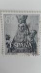 Stamps Spain -  Virgen