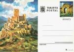 Sellos del Mundo : Europa : España : Tarjeta Entero Postal Edifil T112 Castillo Santa Catalina Jaén 7 NUEVO